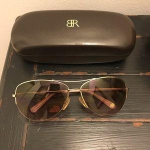 Banana Republic Hollie aviator style sunglasses